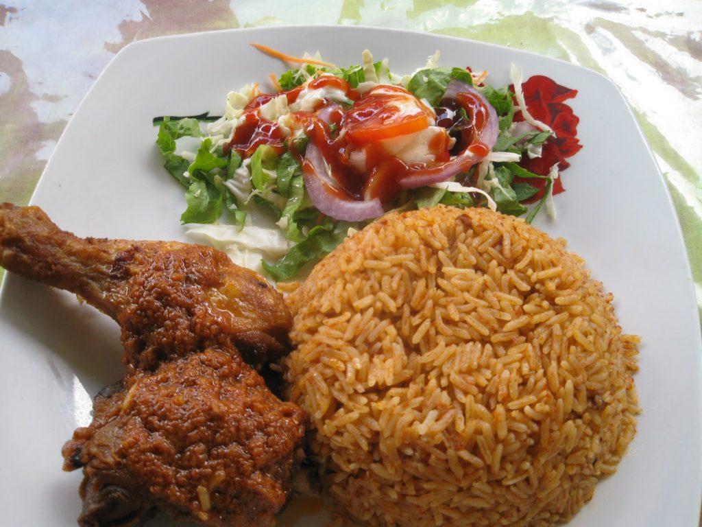 Nice Food Accra