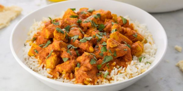 Curry Rice with Grilled Chicken or Fried Chicken