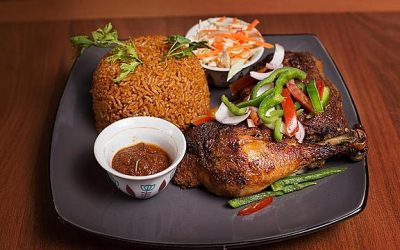 Best Food Delivery Service in Accra, Ghana